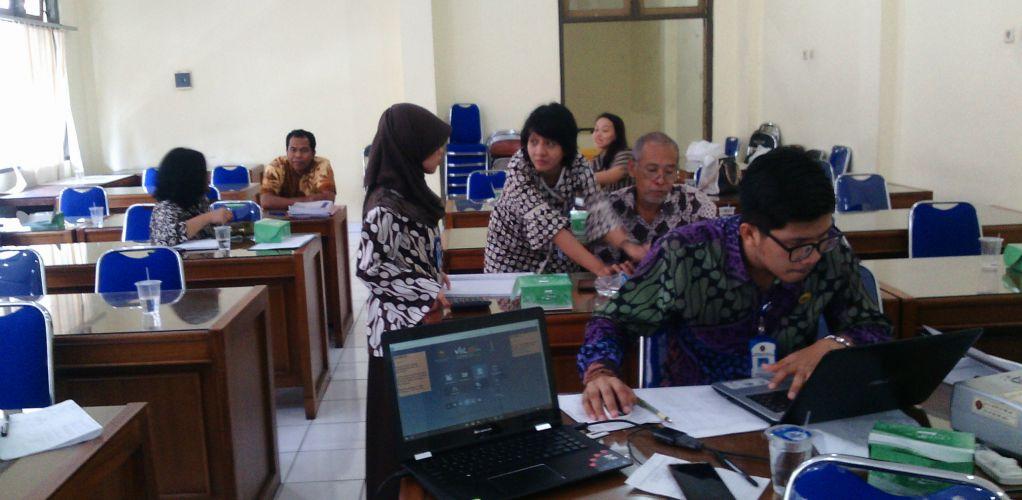 Koordinasi Penyusunan Laporan Keuangan