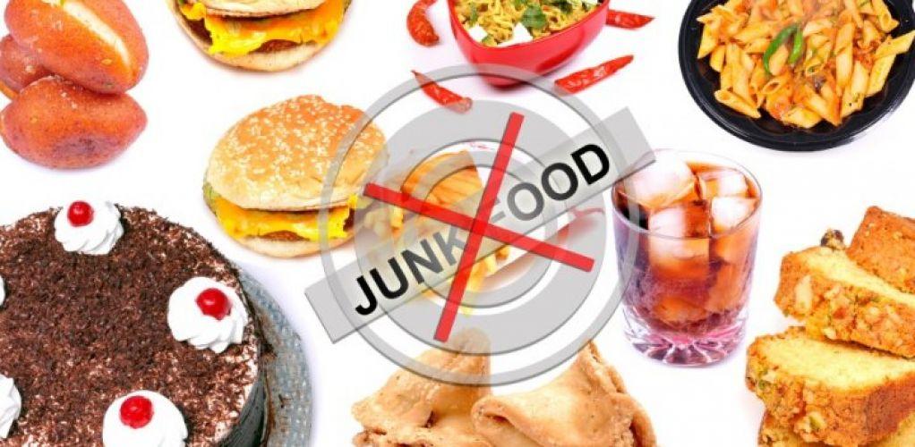 Junk Food is Not Good