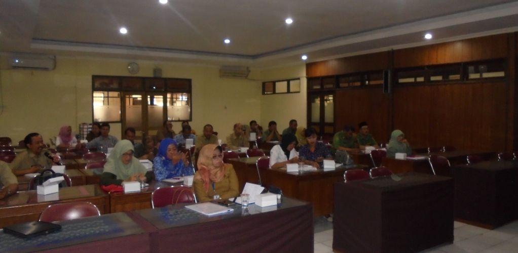 Workshop Penyusunan Petunjuk Teknis Labelisasi Keamanan Makanan