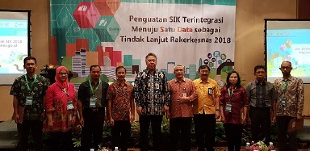 DIY Raih Penghargaan Provinsi dengan Pelaporan dan Capaian SPM Terbaik