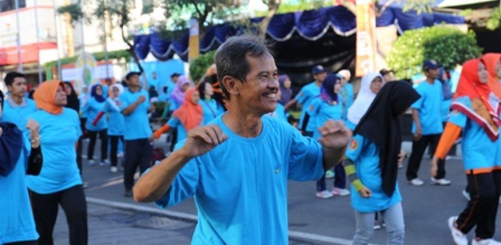 Peringatan Hari Kesehatan Sedunia Tahun 2018 di Jogjakarta